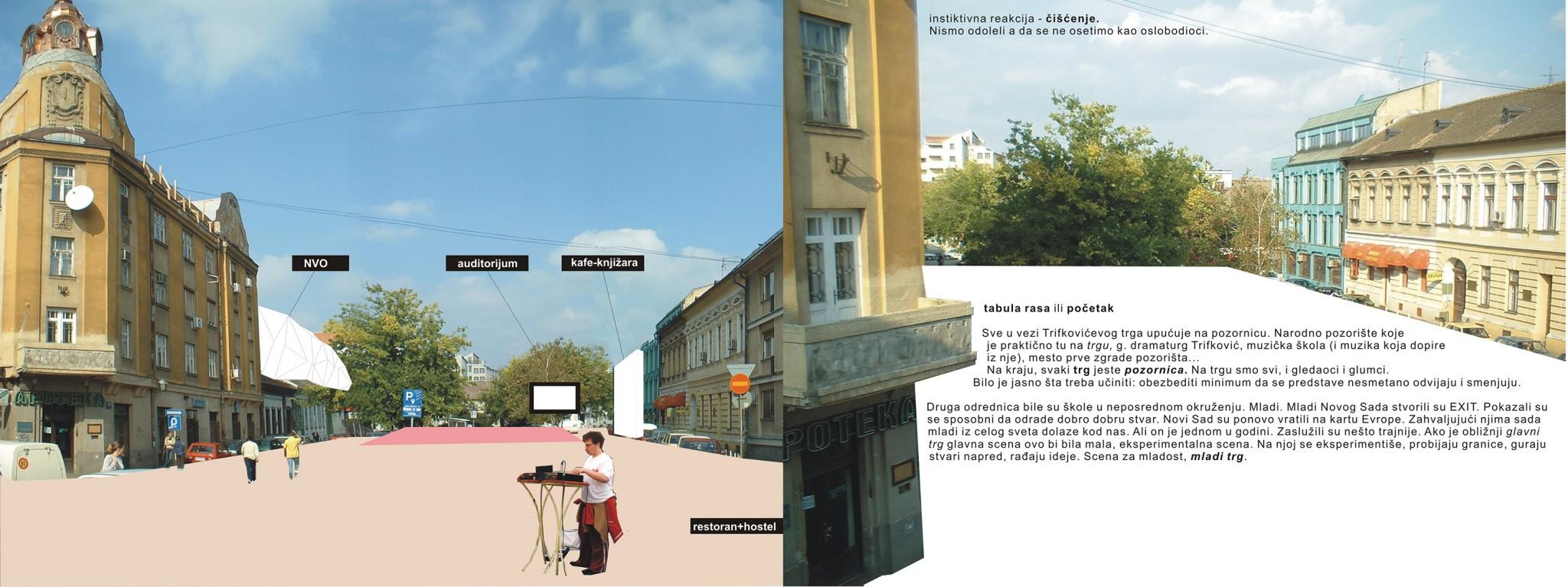 Trifkovicev-trg