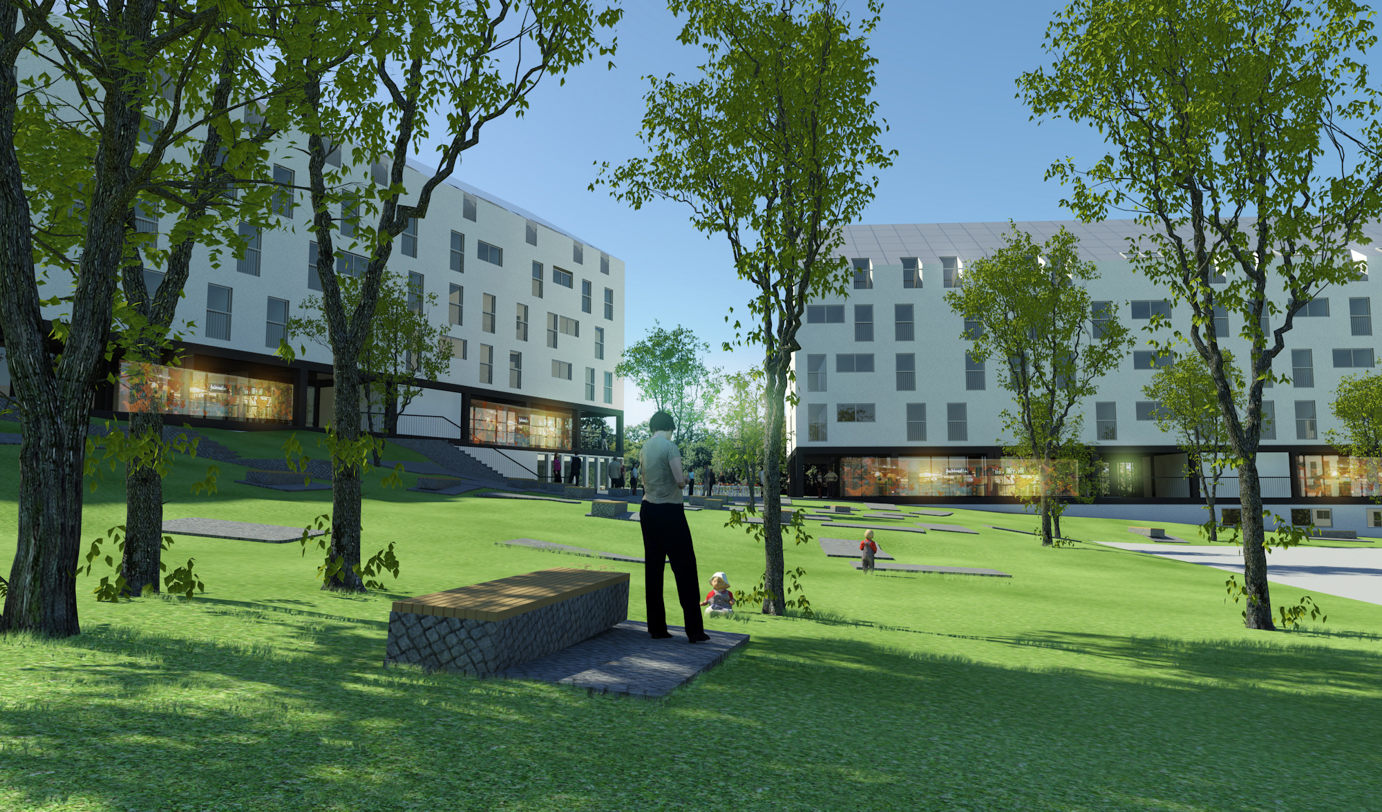 Rasadnik housing