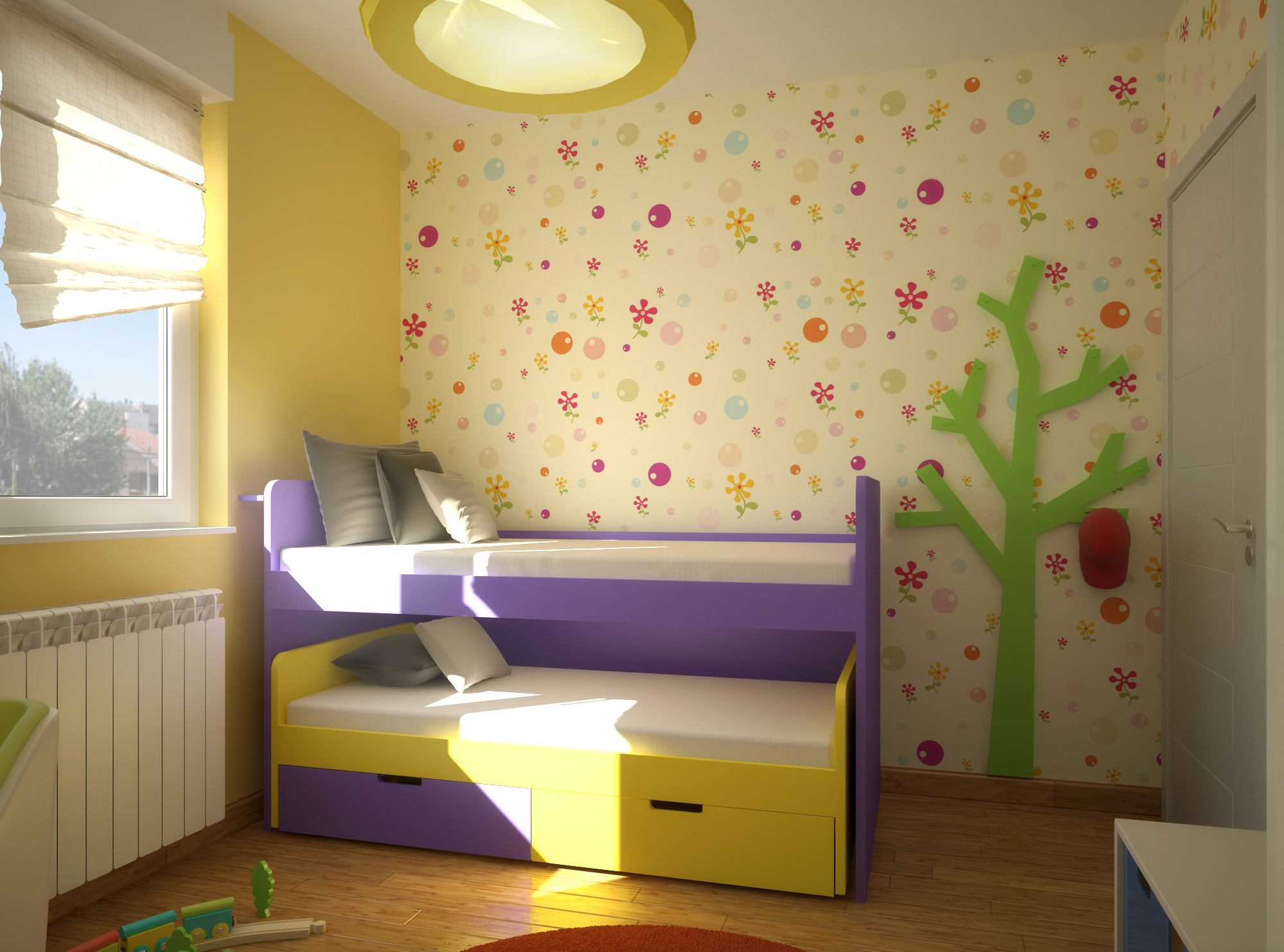 LD kids room