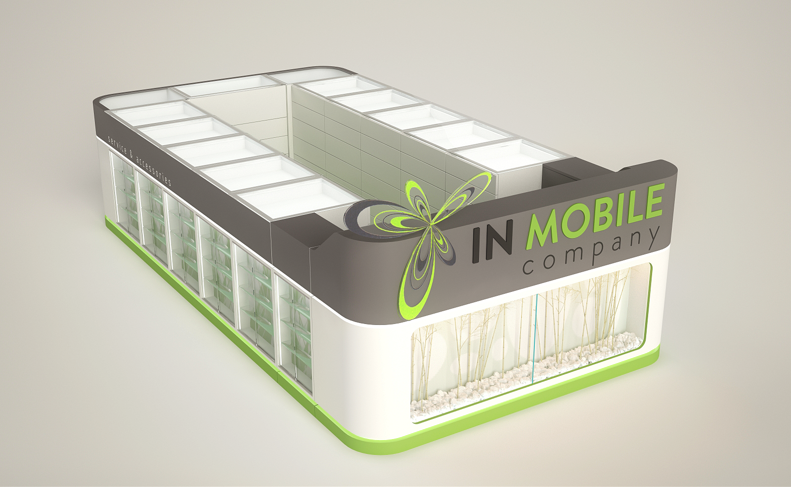 InMobile stand