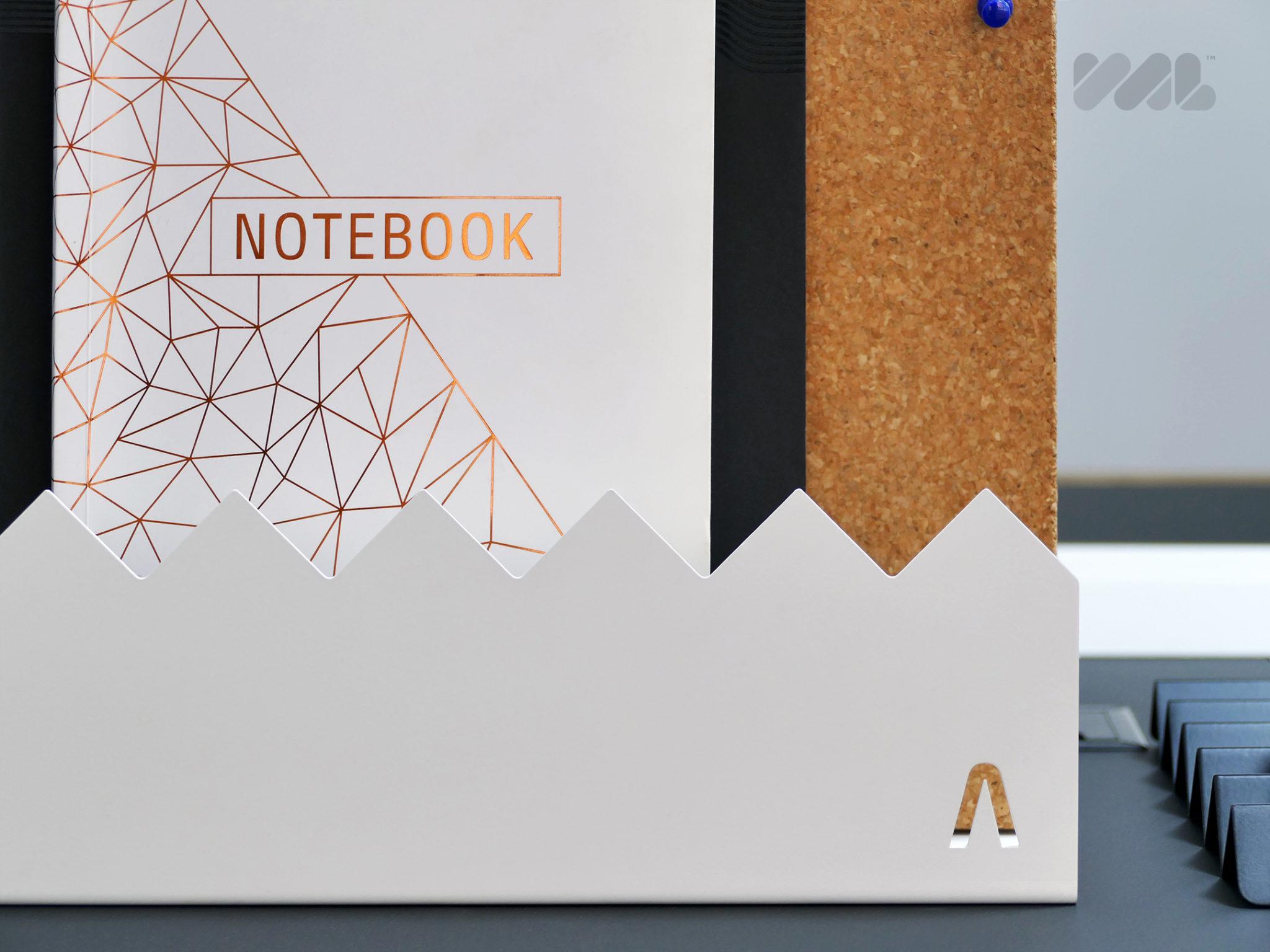 Val desk organizer - Val Dock by Abovus